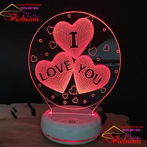 Quà tặng Valentine tình yêu