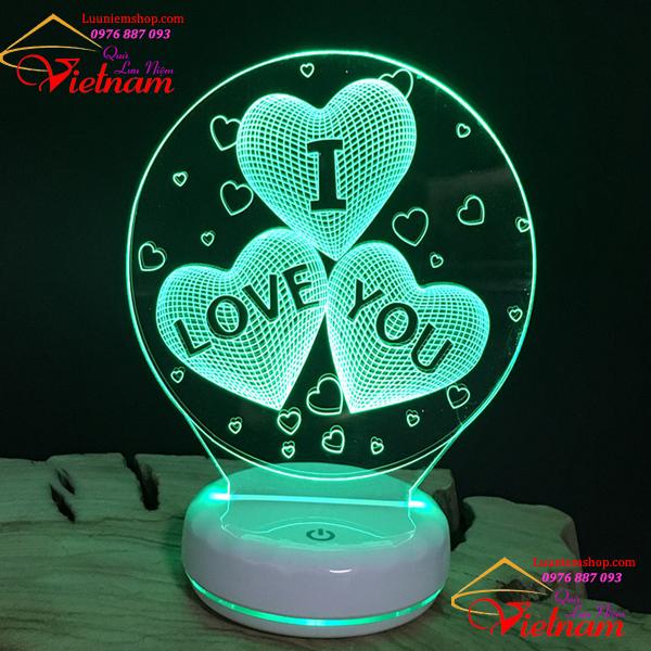 Quà tặng tình yêu Valentine